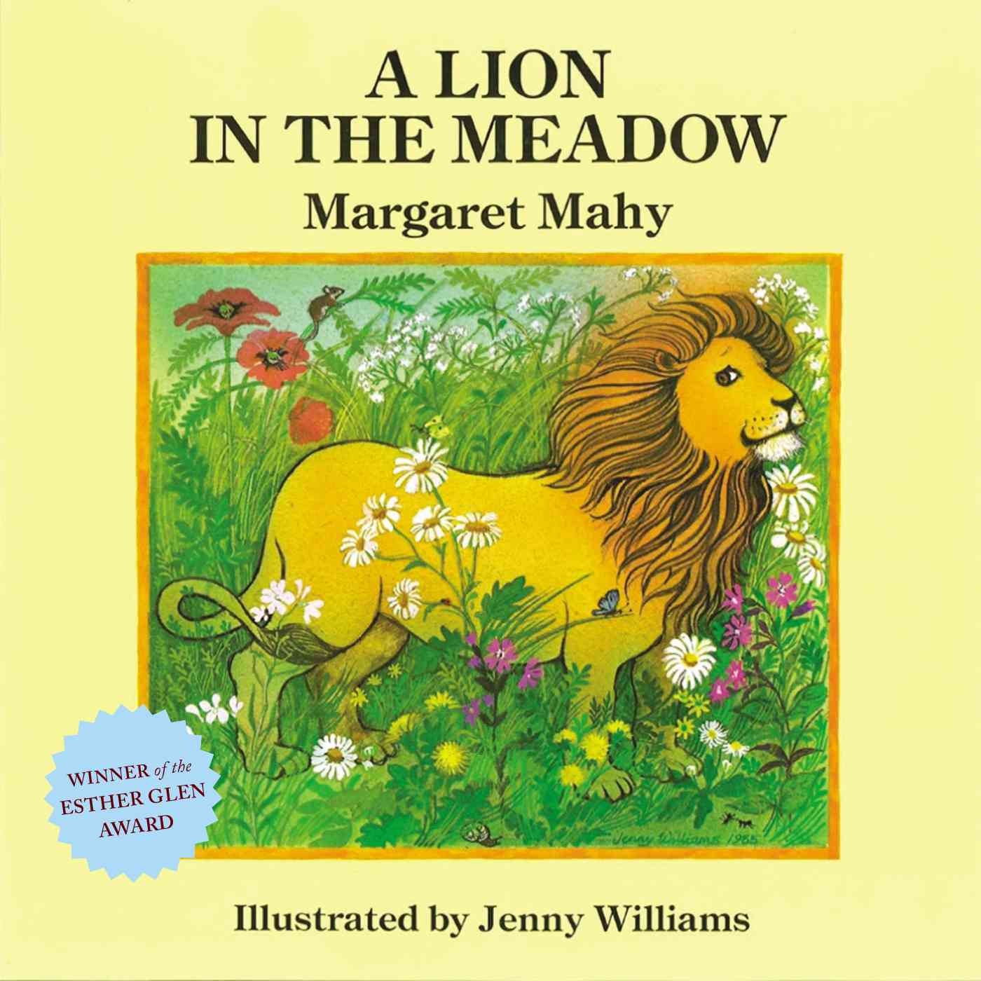A Lion in the Meadow By Mahy, Magraret